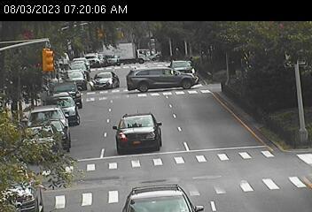 Веб камера Нью-Йорк Парк-авеню и 34-ая стрит